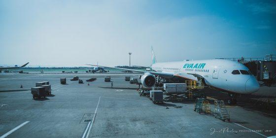 長榮B787-10飛行紀錄